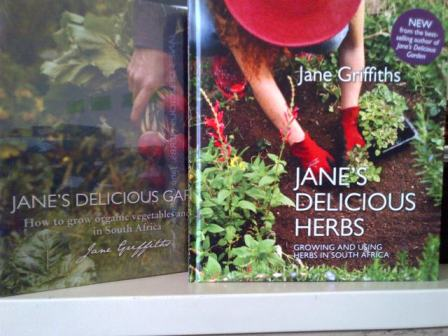 Jane's Delicious Books